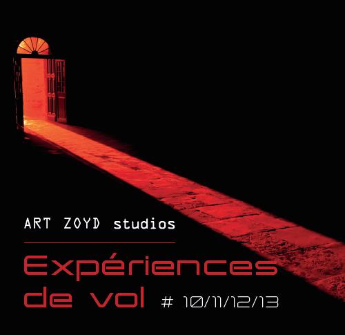 Expériences de Vol 10,11,12,13 / digipack 4CD + livret 32 pages